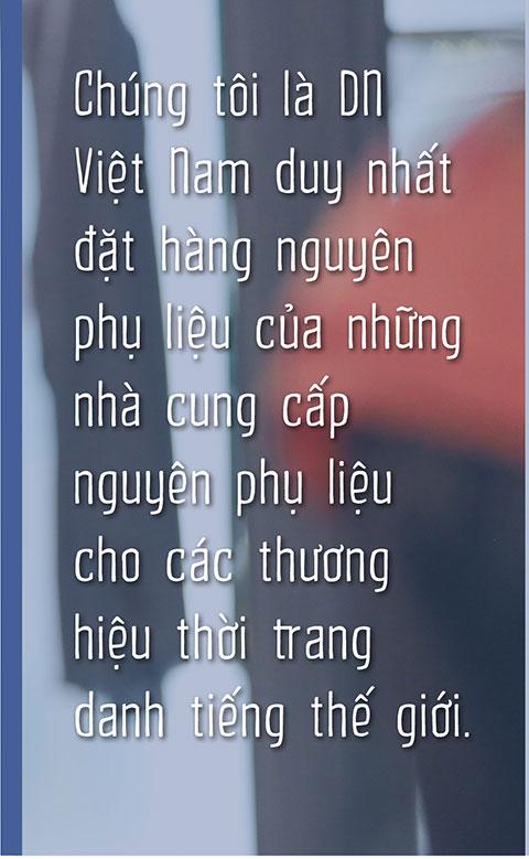 Chủ tịch Giovanni Nguyễn Trọng Phi và giấc mơ thời trang Việt